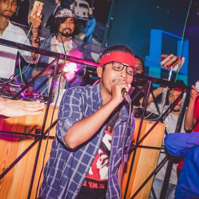 Rapper Memo Sarkar