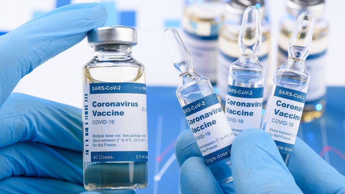 Covishield vaccine gap