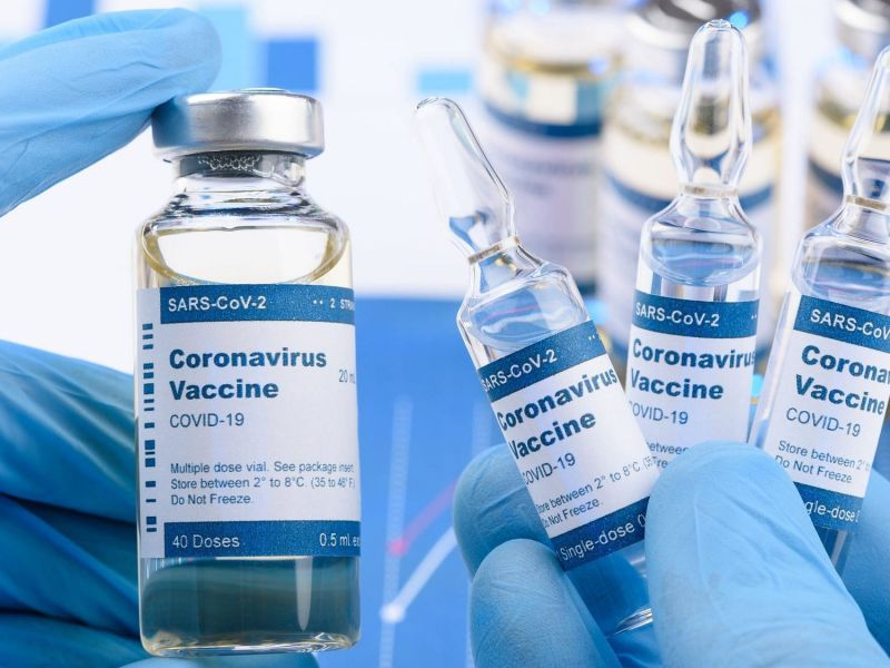 Covishield vaccine gap