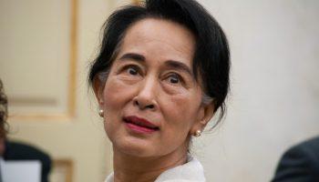 Myanmar junta accuses Aung San Suu of corruptionKyi