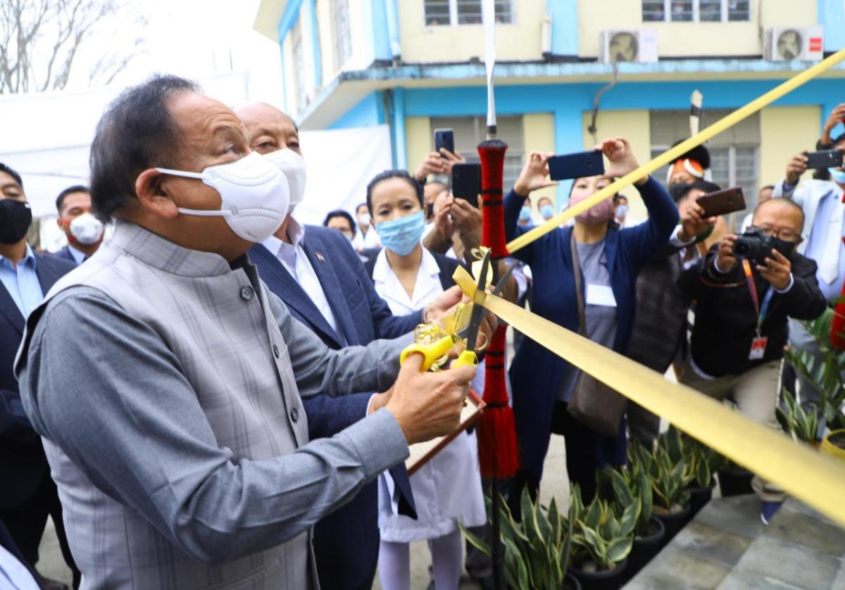 6 crore COVID-19 vaccine doses sent to 76 nations: Harsh Vardhan