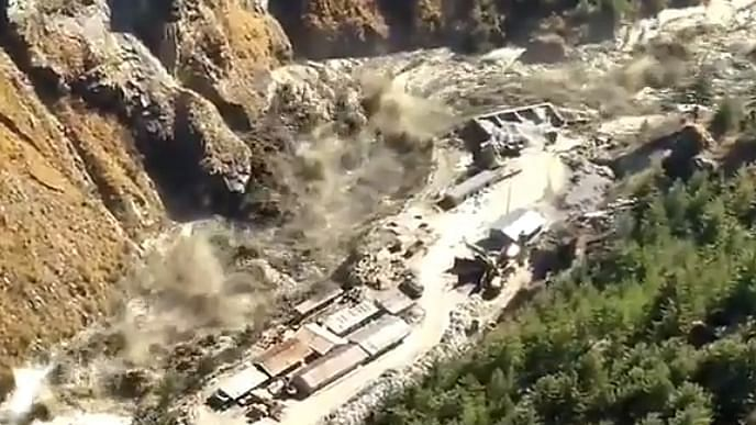 The state has faced several natural disasters including flash floods and earthquakes