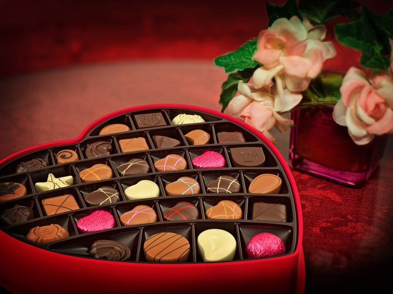 Love wrapped in small wrappers!