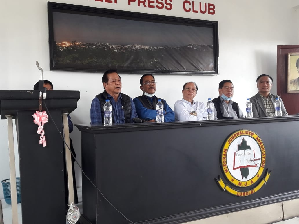 Mizoram Congress tenders apology to churches, NGOs