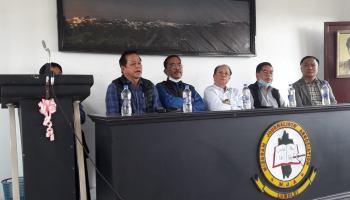 Mizoram Congress tenders apology to churches, NGOs