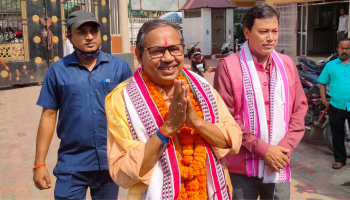 What next for Dilip Paul, the life-long BJP leader who quit alleging 'Syndicate Raj'?