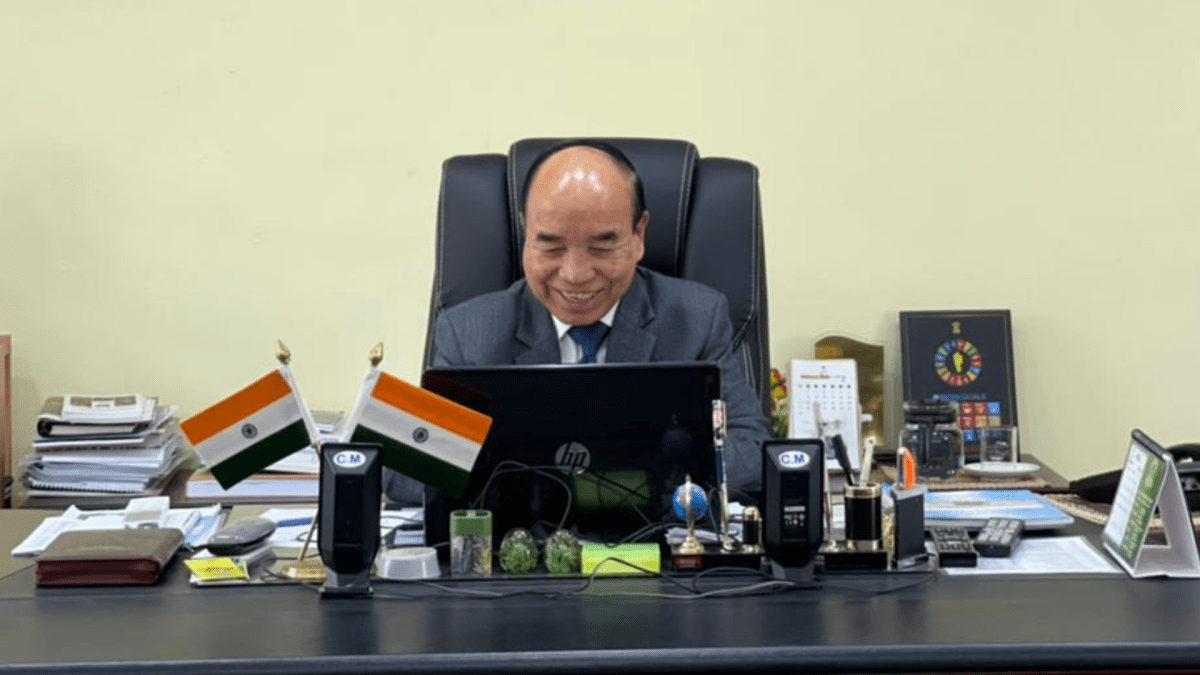 Mizoram CM meets with Myanmar's foreign minister