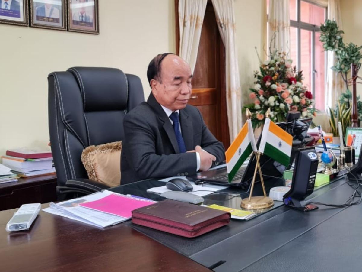 Northeast India will always be one: Mizoram CM Zoramthanga