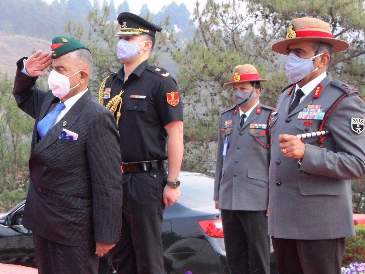 Assam rifles 186th raising day