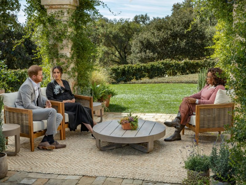 Harry and Meghan's Oprah interview has many bombshells