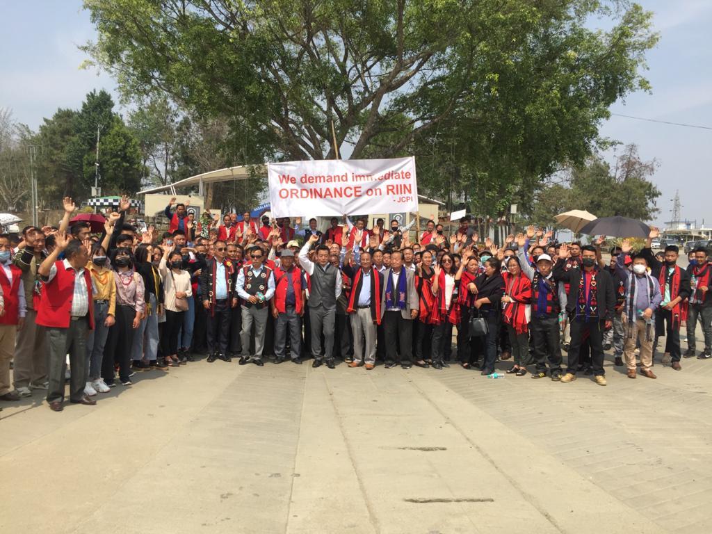 Joint Committee demands ordinance on register for Nagaland's indigenous Inhabitants