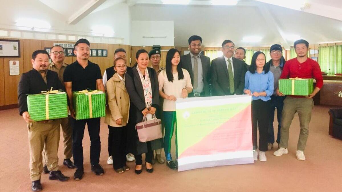 Nagaland Green Box initiative