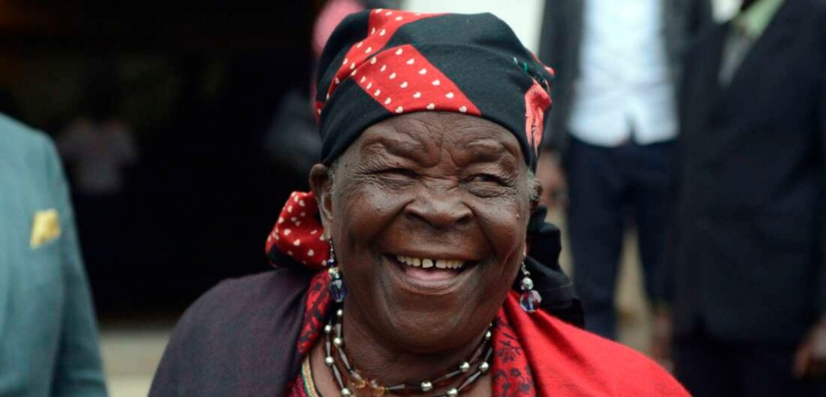 Obama family matriarch has died in a Kenyan hospital at 99