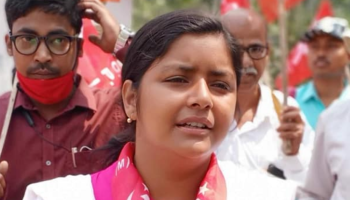 Minakshi Mukerjee seeks to regain CPI(M)'s lost glory in Nandigram