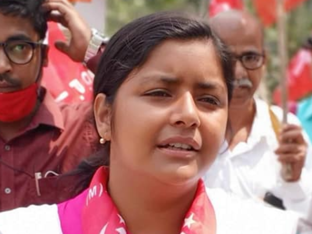 Minakshi Mukerjee seeks to regain CPI(M)'s lost glory in Nandigram