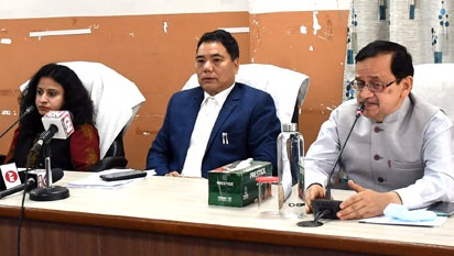 Health and Family Welfare Minister Alo Libang thanked the GOI for selecting Arunachal to host the unique cultural event