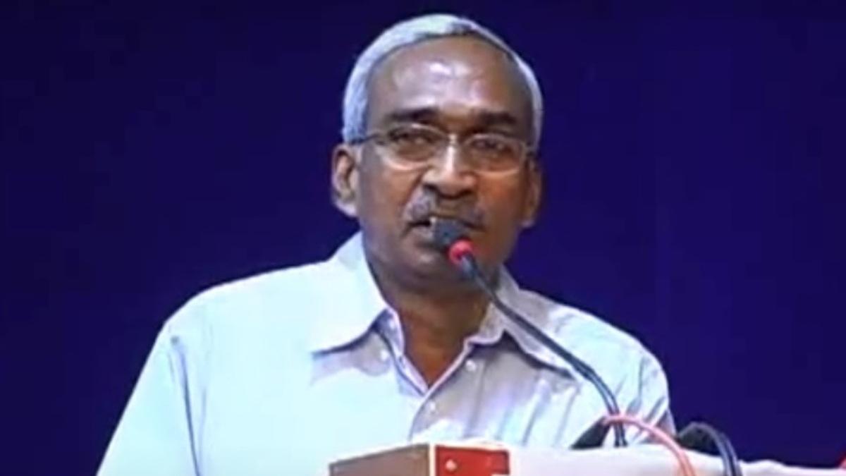 Professor T Tirupati Rao