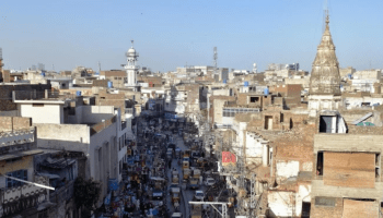 Pakistan: Hundred-year-old Hindu temple attacked in Rawalpindi