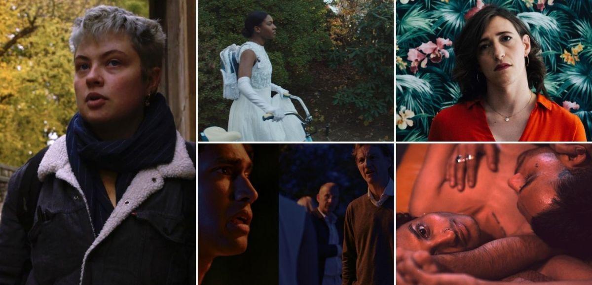LGBTQIA+ five film festival