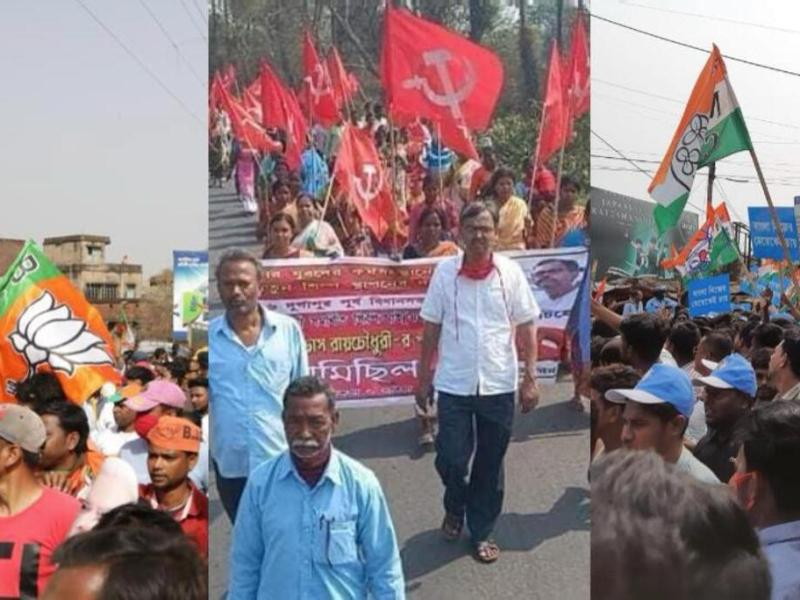 Bengal 2021: EC bans rallies, public meetings from 7 pm-10 am over COVID