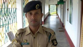Tripura State Rifles jawan shoots self with his service weapon at the Police headquarters