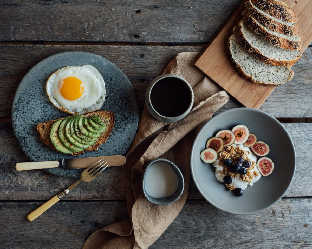 Breakfast for effective weight loss