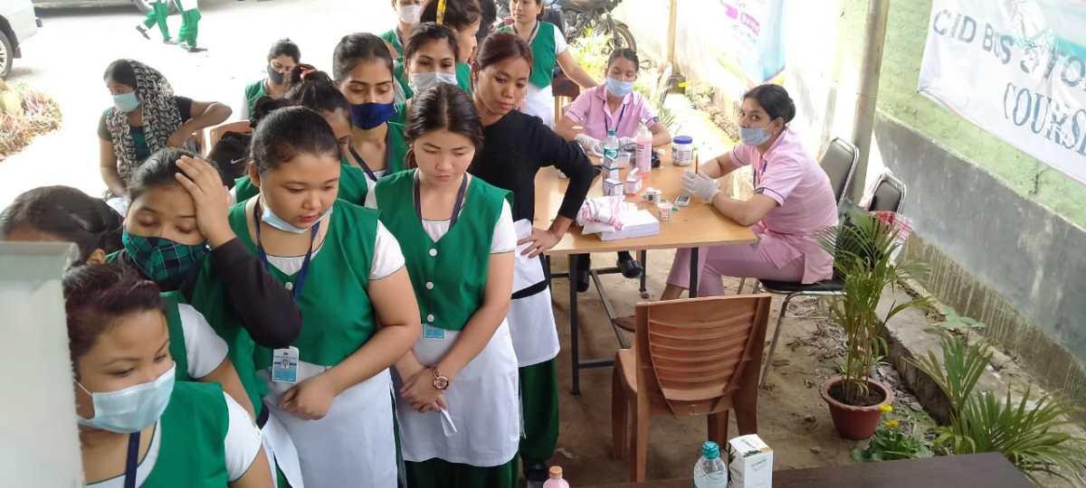 free health camp Marwari Hospitals