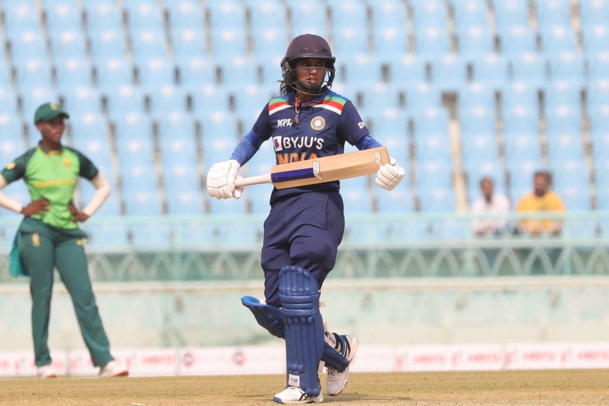 Mithali Raj 10,000 international runs
