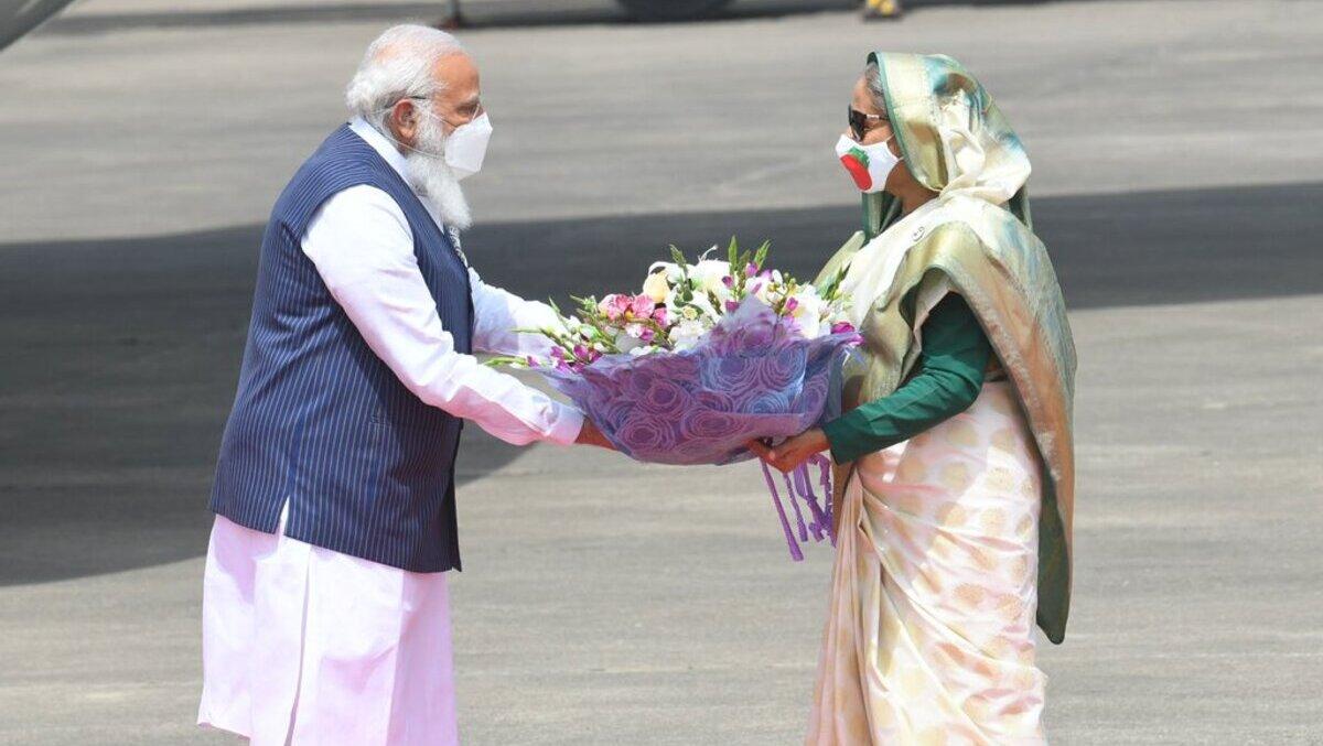 bangabandhu Modi bangladesh