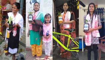 Pedal Power: Meet 4 Guwahati women promoting cycling - Part 3