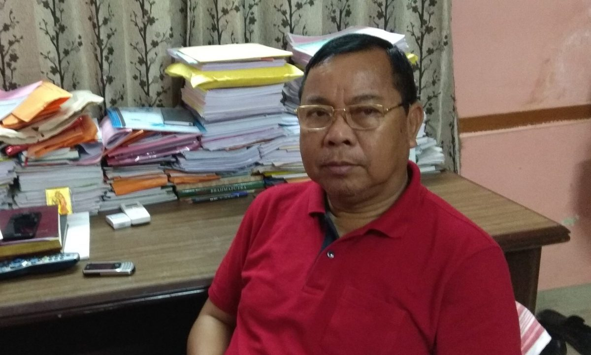 Sum ronghang to contest from Diphu on Congress ticket