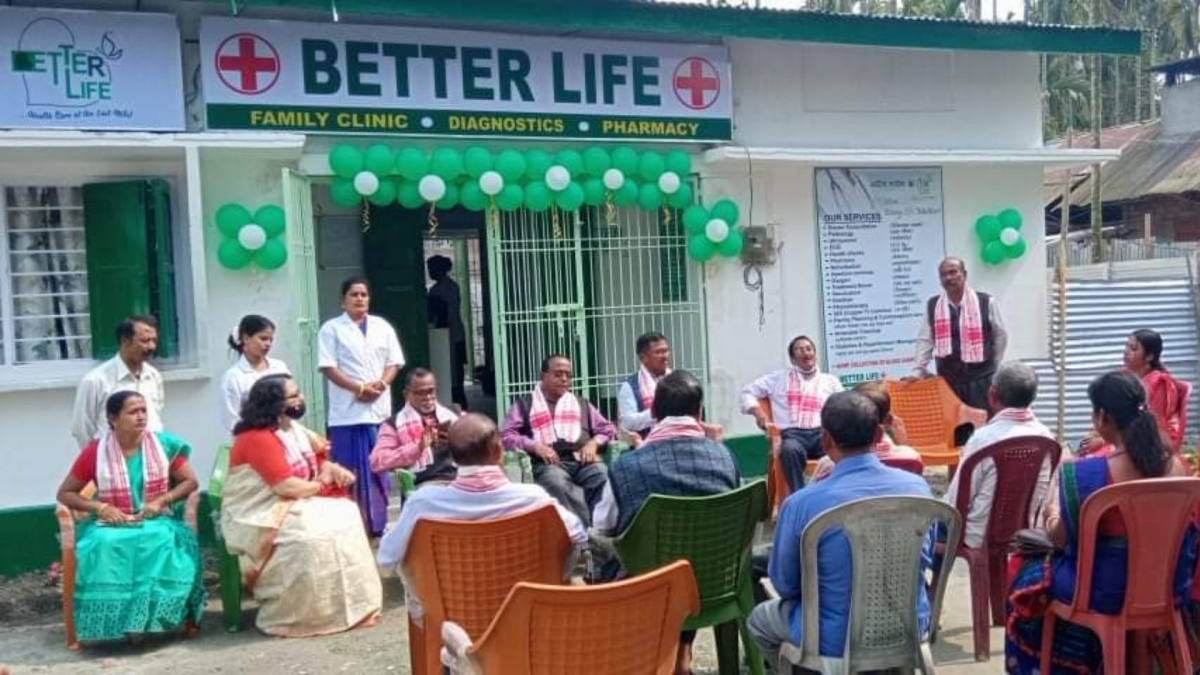 Better Life Medical Centre aims to provide affordable last-mile healthcare in remote Assam