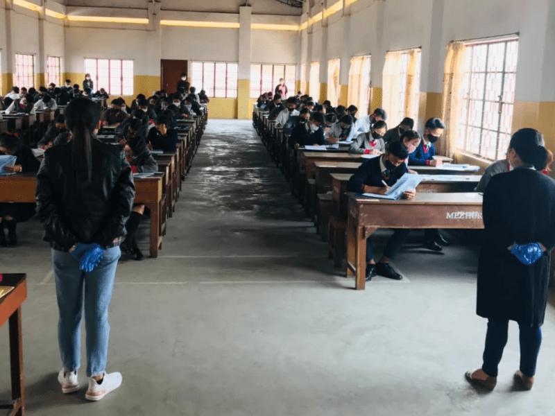 HSLC exam