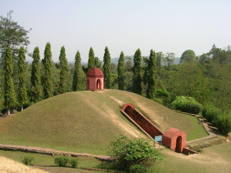 Charaideo Moidams, Sibsagar District, Assam