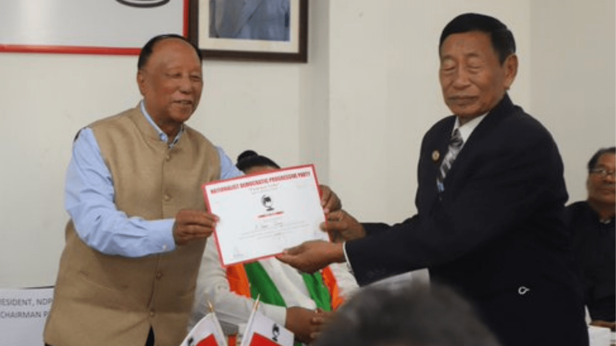 Nagaland by-polls: PDA consensus candidate Chuba Chang elected uncontested