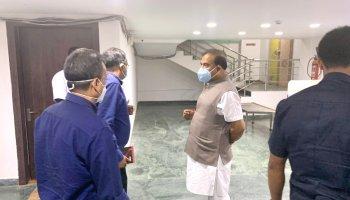 Sarma says Assam has surplus oxygen
