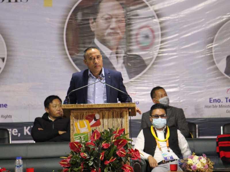 Naga legislator Medo Yhokha