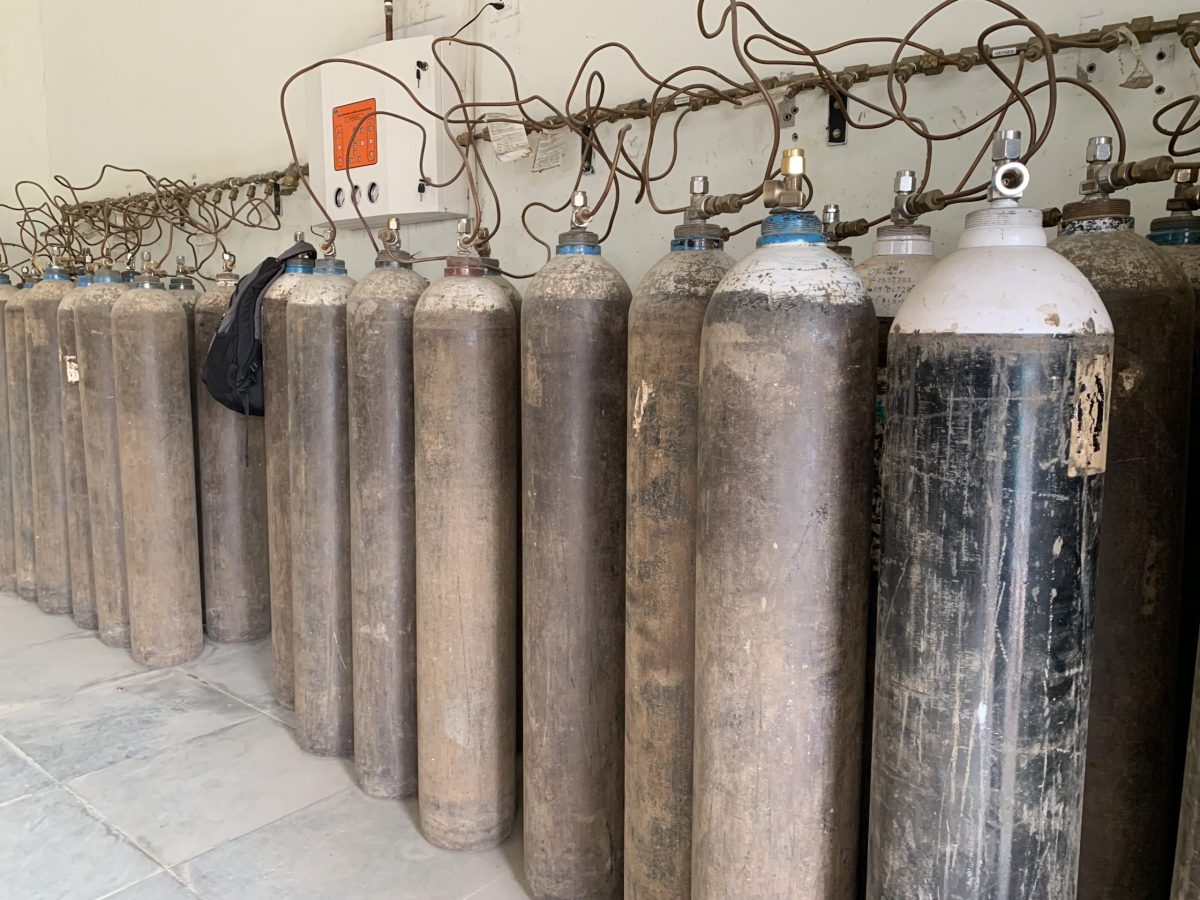 Odisha despatches over 500 MT oxygen to needy states: Police