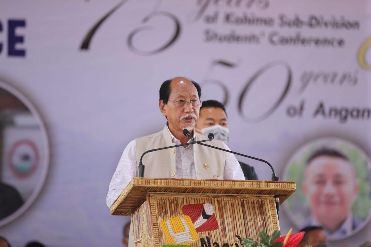 Nagaland CM: Pandemic delaying RIIN implementation