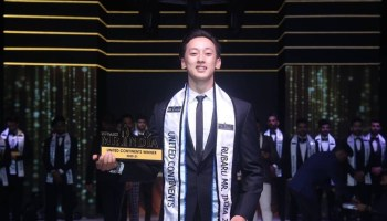 Exclusive interview with Ukhrul youth Rubaru Mr India-United Continents Songashim Rungsung