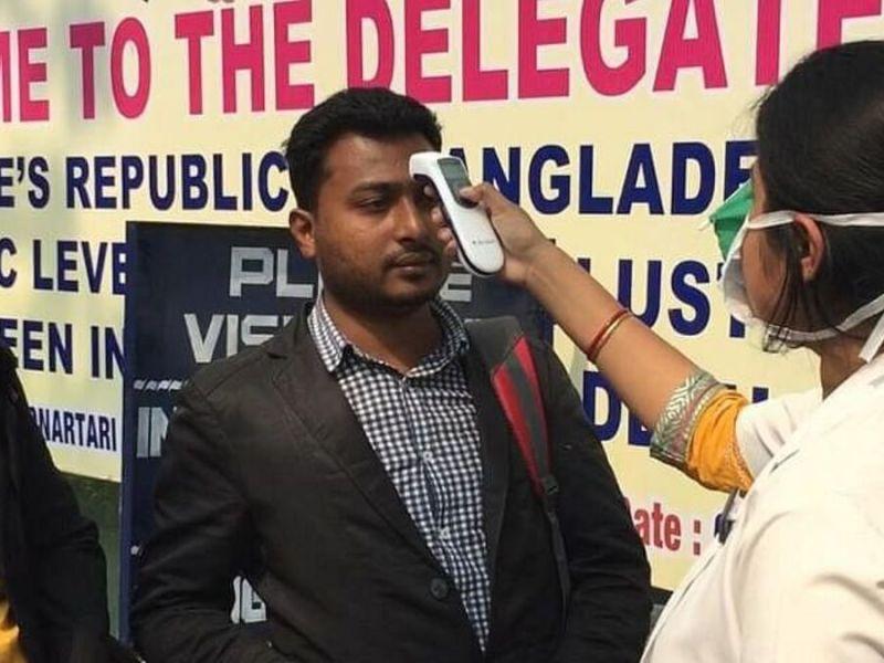 Tripura COVID-19 negative report