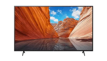 Sony Bravia X80J Google TV series with 4K HDR and Dolby Atmos launched