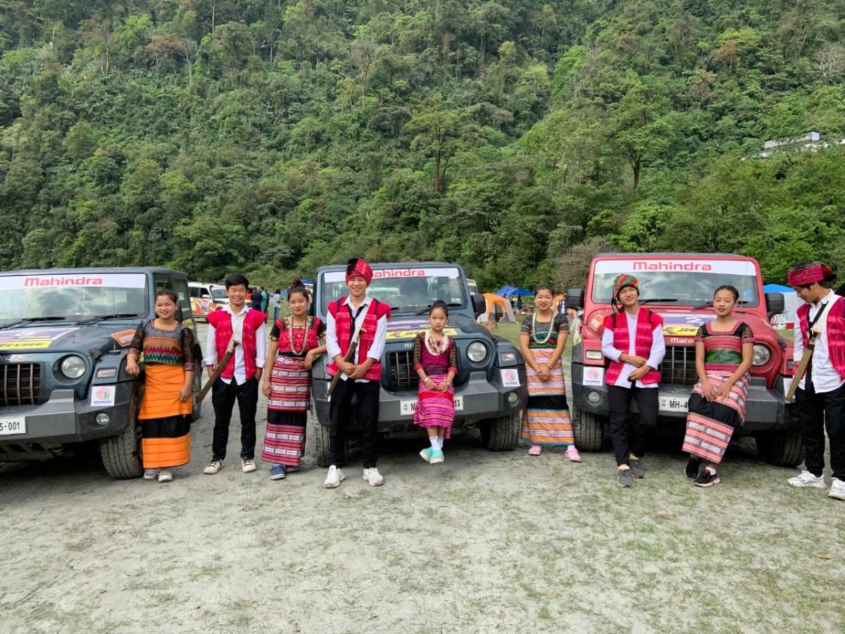 The Trans Arunachal Drive 2021