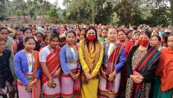 Tripura CM's wife Niti Deb