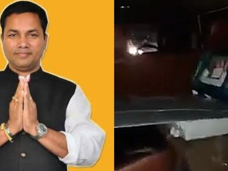 Assam EVM controversy