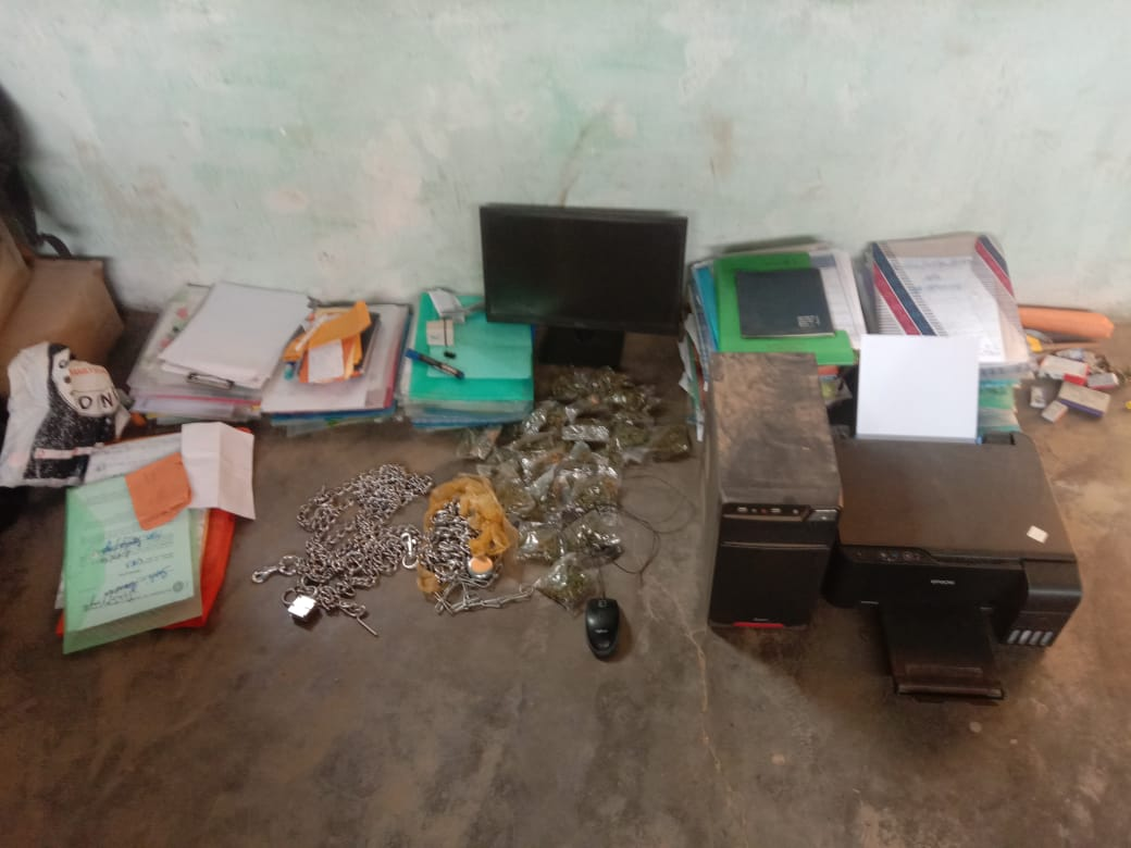 NSCN IM office raided in Dimapur