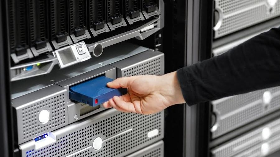 hire a professional data recovery service
