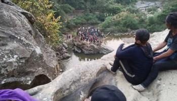 Mizoram drown