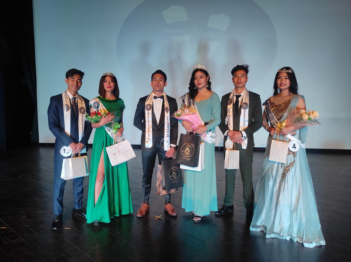 Mr and Miss Nagaland model contest