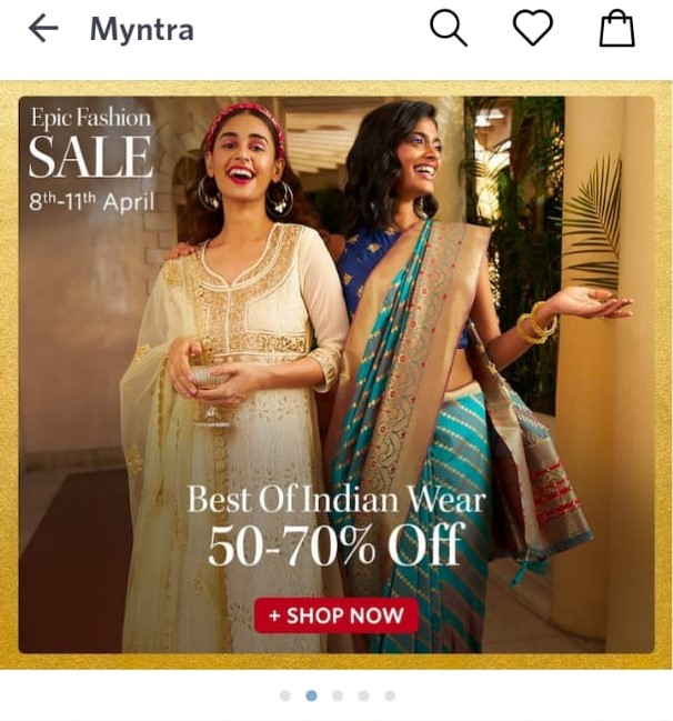 This festive season, clear your wishlists with some amazing deals on online shopping sites